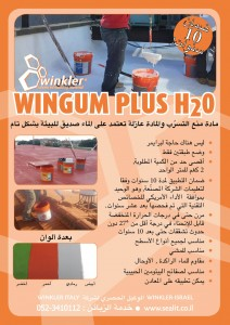 flyer-wingum plus h20 arab