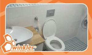 איטום חדרים רטובים-מקלחות ושירותים לפני ריצוף