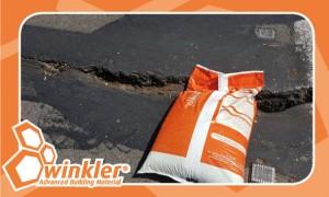 טכנואספלט-חומר לתיקון כבישים,מדרכות וחניונים