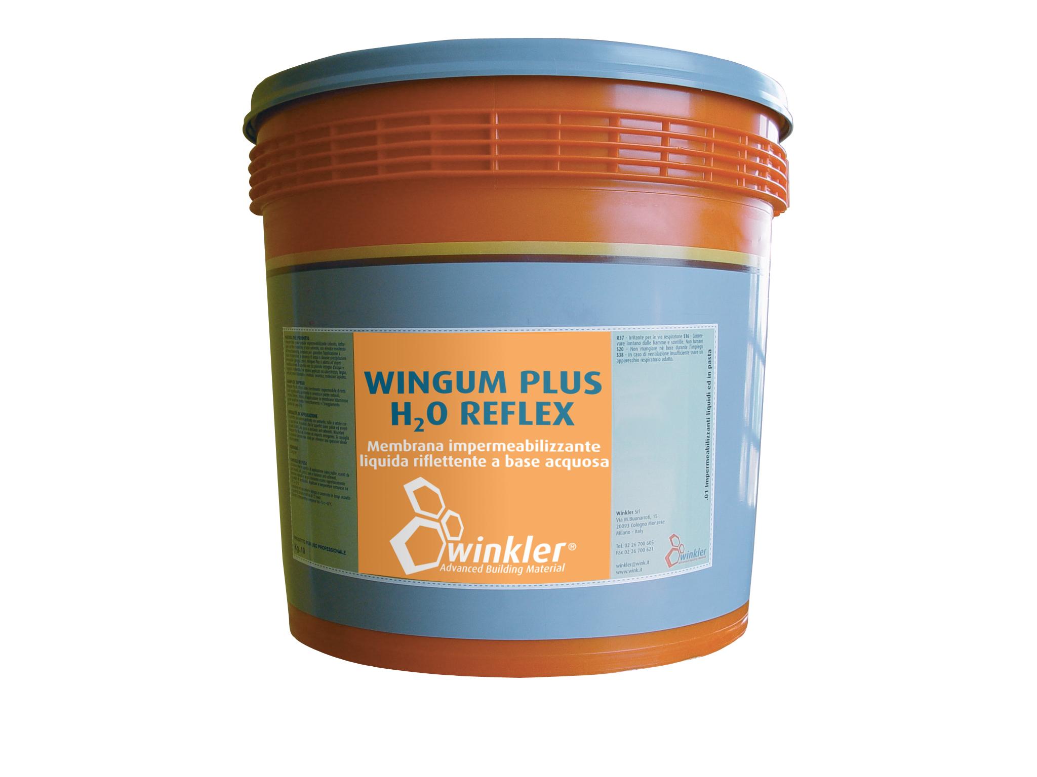 Wingum Plus H2O Reflex